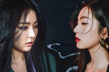 Red Velvet Irene & Seulgi Monster concept photo (2)