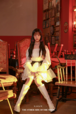 GWSN Lena The Other Side of the Moon concept photo 2