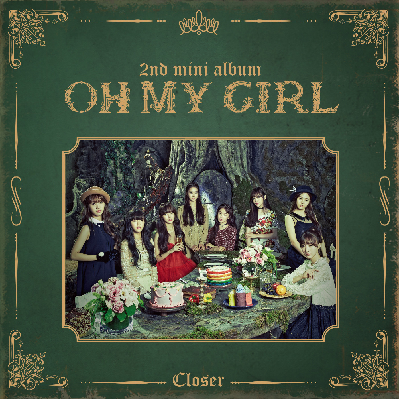Closer (OH MY GIRL)