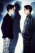 TVXQ Tense promotional photo