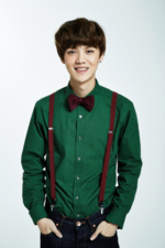 EXO Luhan Miracles in December promo photo
