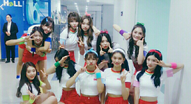 IOI Show Champion Win Twitter