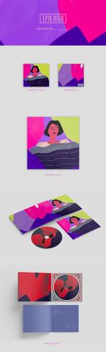 Epik High Sleepless in album packaging