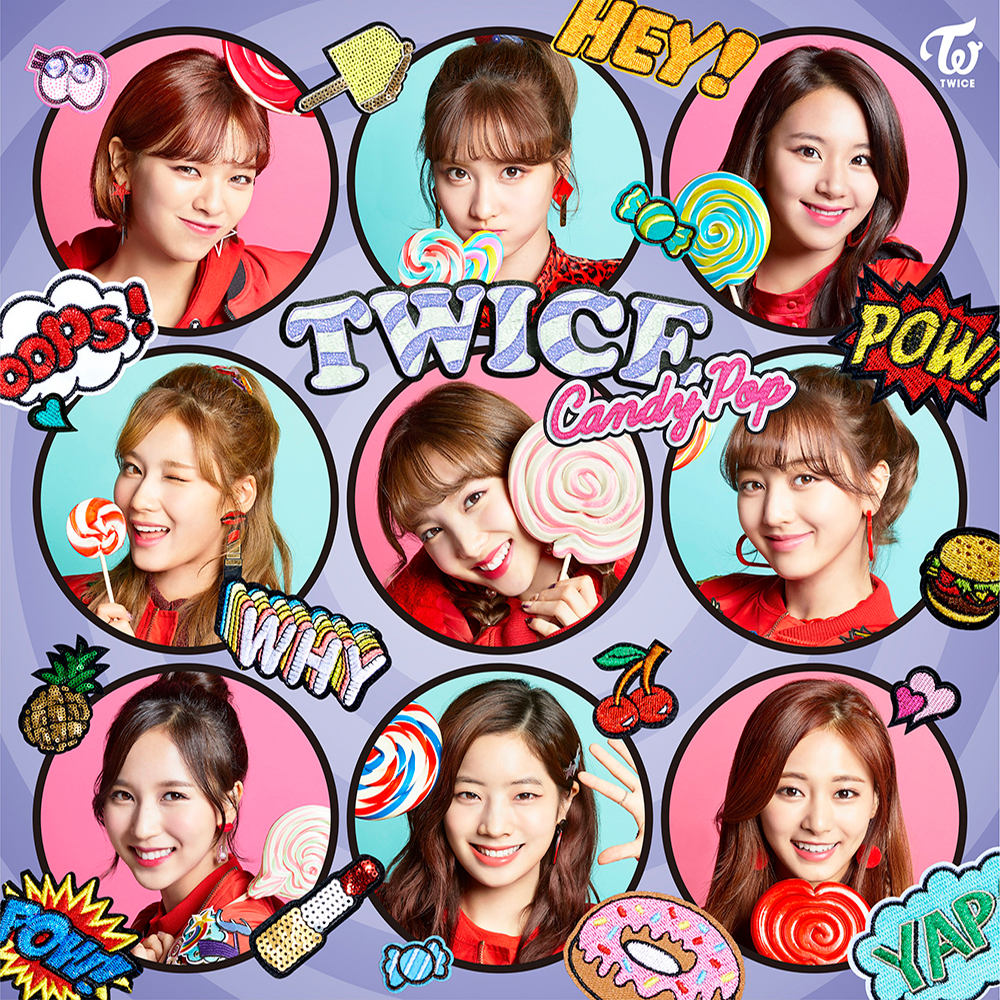 TWICE Candy Pop regular edition cover art.png