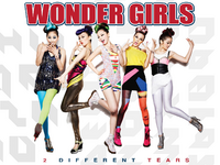 Wonder Girls 2 Different Tears promo photo