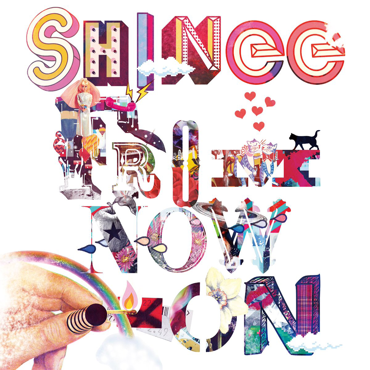 SHINee The Best from Now On Regular cover art.png