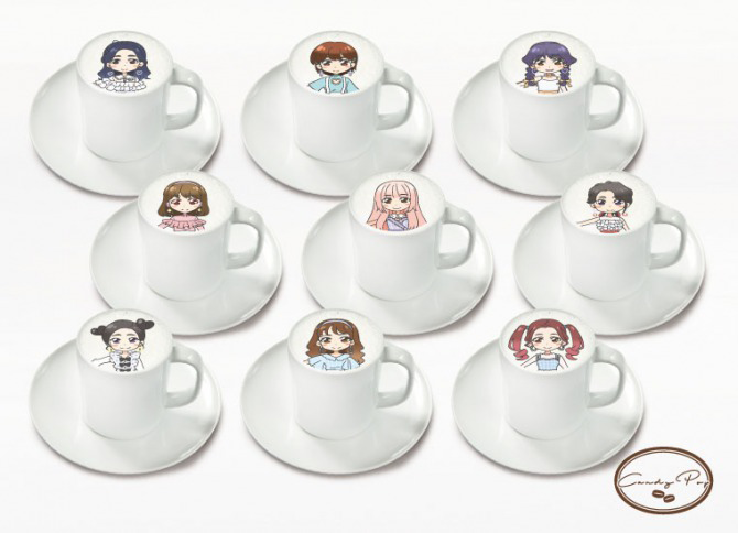 TWICE Candy Pop Cafe Candy Pop Original Latte.png