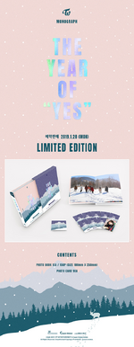 TWICE The Year of Yes Monograph