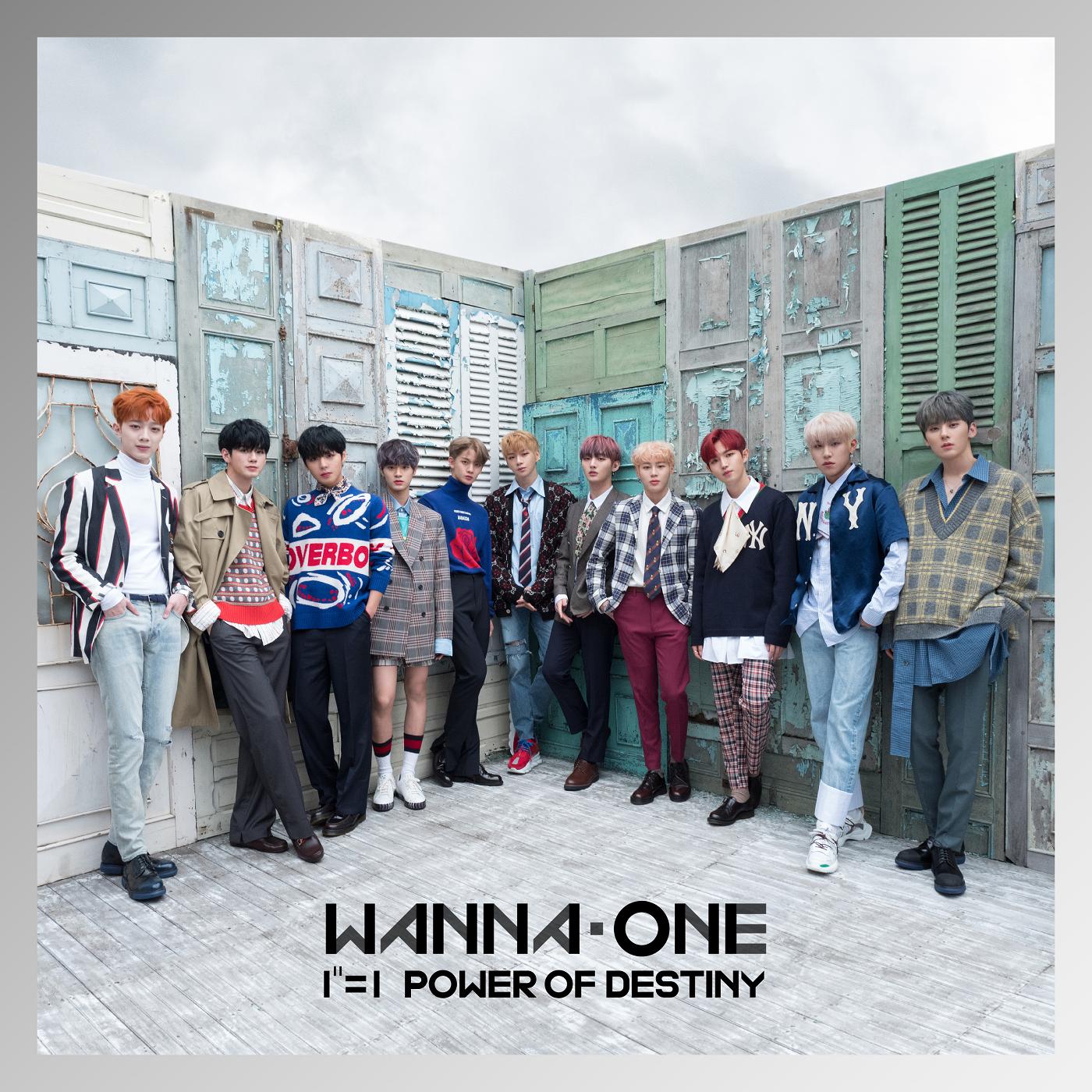 1¹¹=1 (Power of Destiny)