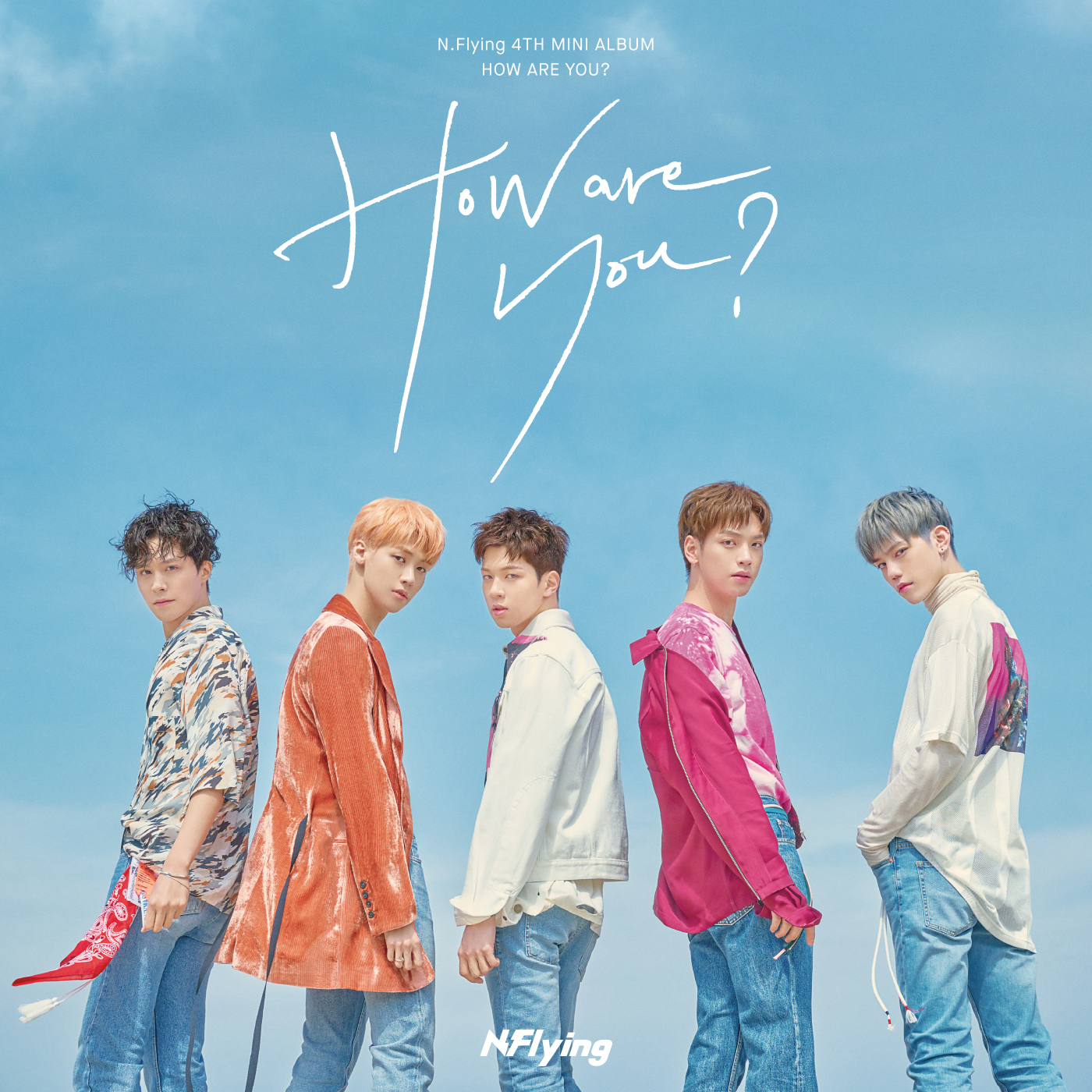 How Are You? (N.Flying)