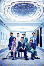 Super Junior One More Time group teaser photo