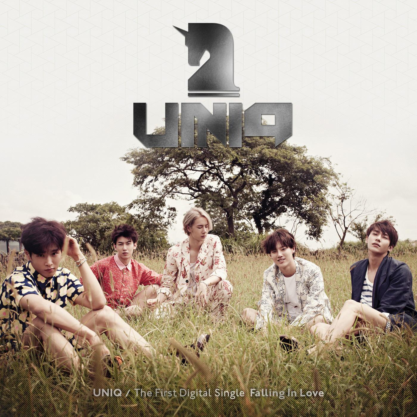 Falling In Love (UNIQ)