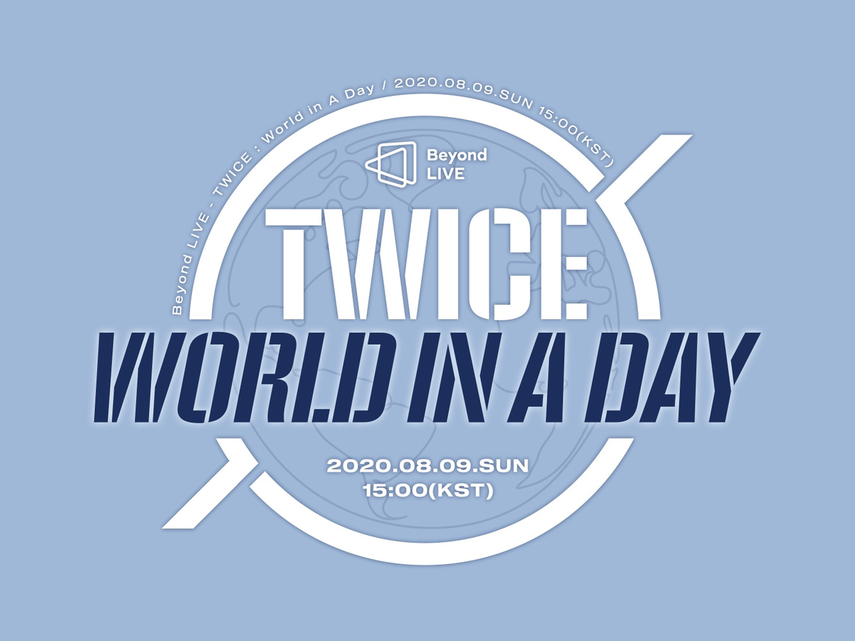 TWICE Beyond LIVE - TWICE World in A Day coming soon.png