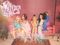 Wonder Girls Why So Lonely group teaser photo 2
