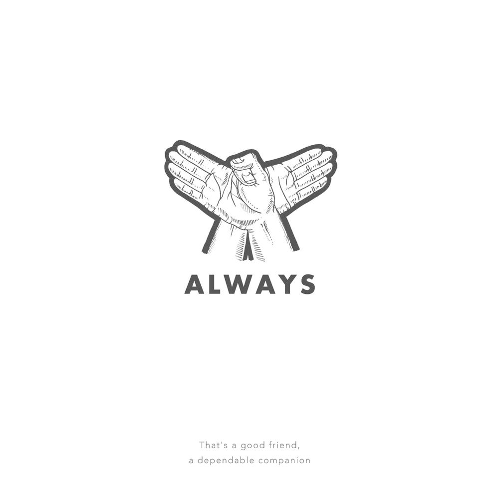 Always (Bubble X)