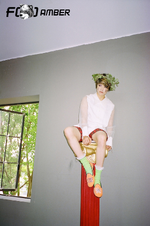F(x) Electric Shock Amber teaser photo