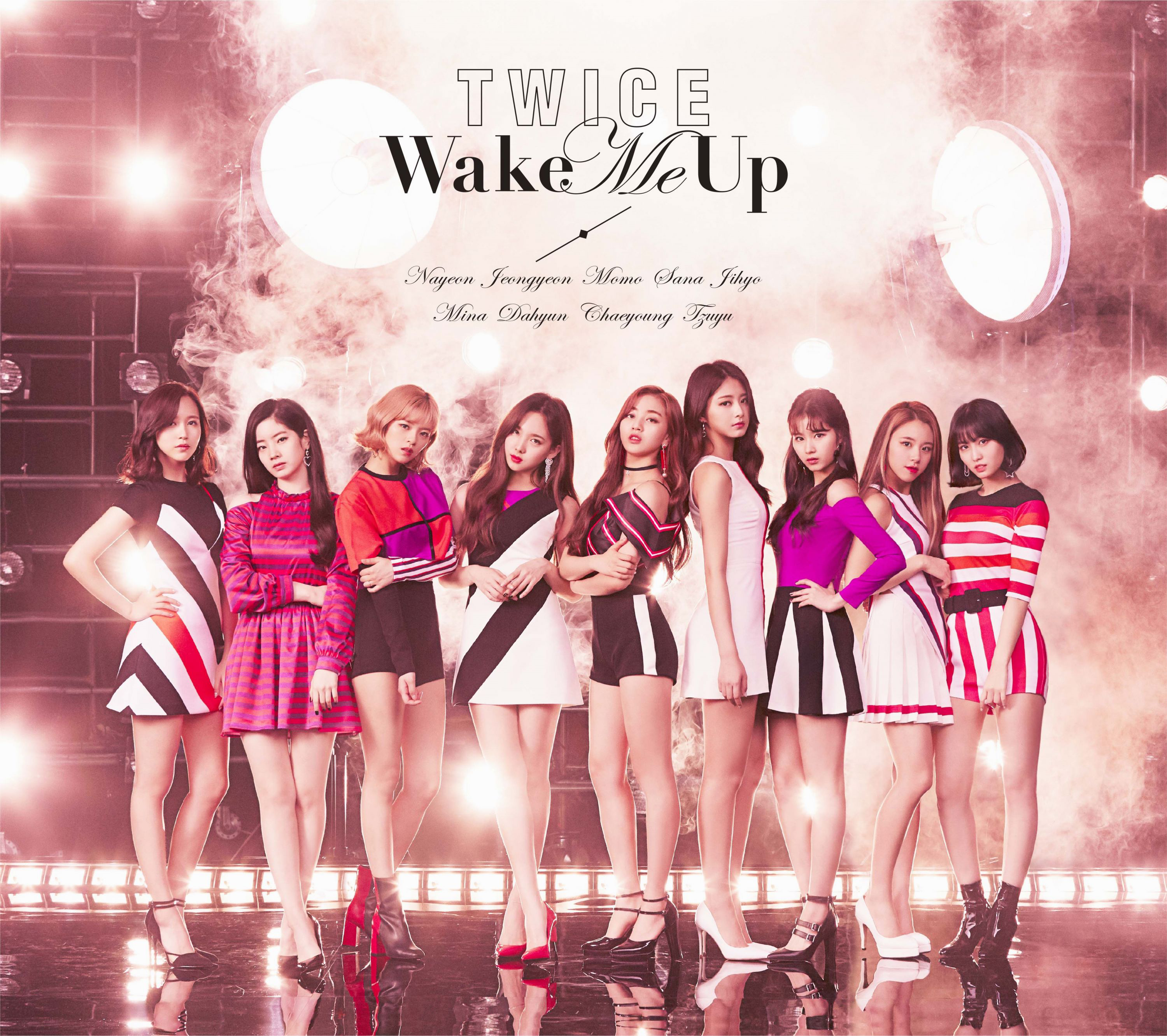 Wake Me Up (TWICE)