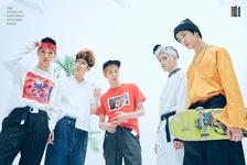 NCT U The 7th Sense group photo