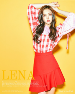GWSN THE PARK IN THE NIGHT part three Lena teaser