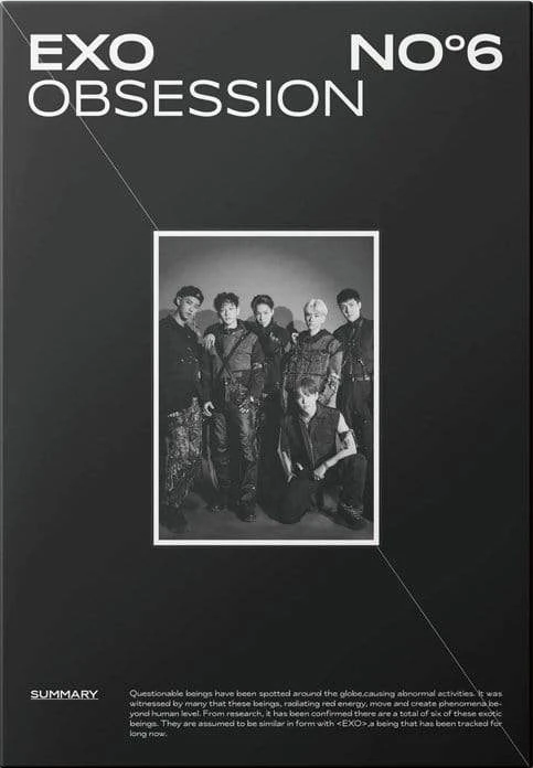 EXO Obsession OBSESSION Ver album cover.png