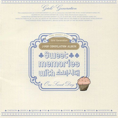 Sweet Memories with Girls' Generation