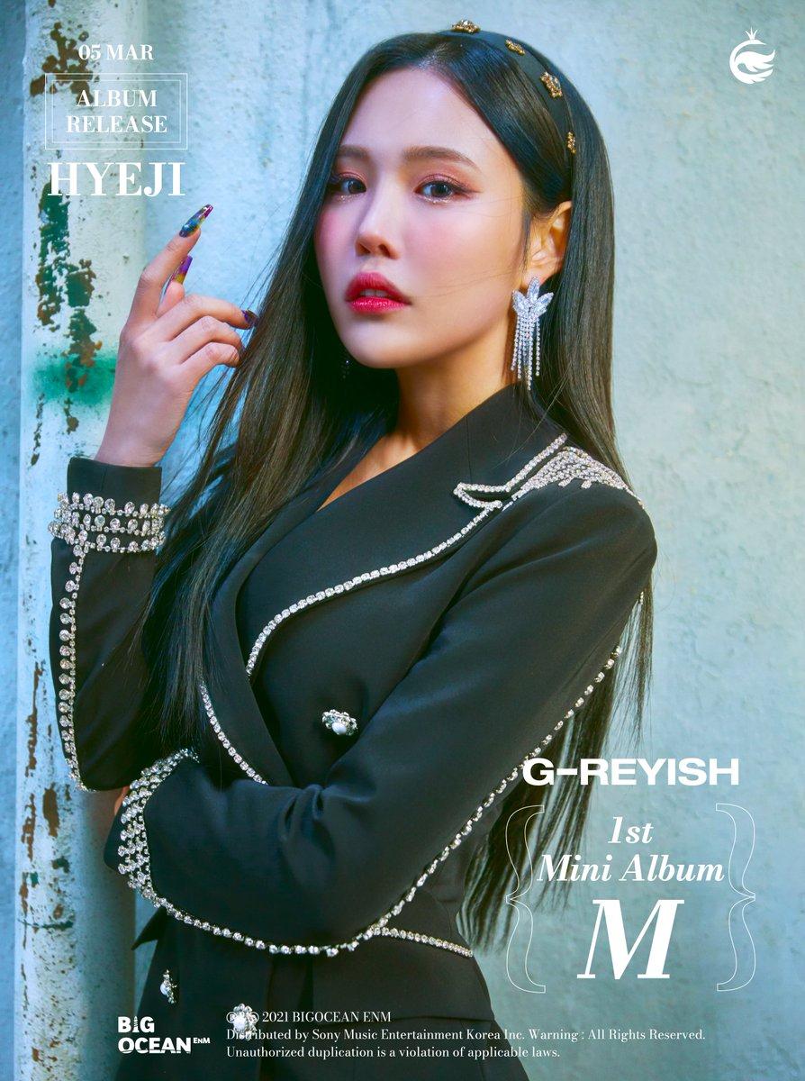 Hyeji (G-reyish) | Kpop Wiki | Fandom