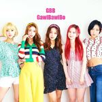 GBB GIRLS BE THE BEST group promo 2