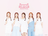 CLC First Love group photo