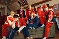 NCT U 90's Love group concept photo
