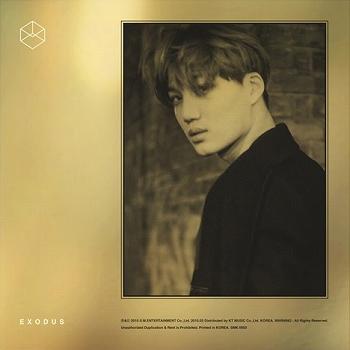 EXO EXODUS Korean version Kai cover.png