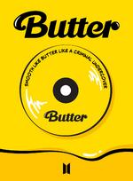 BTS Butter CD single teaser photo