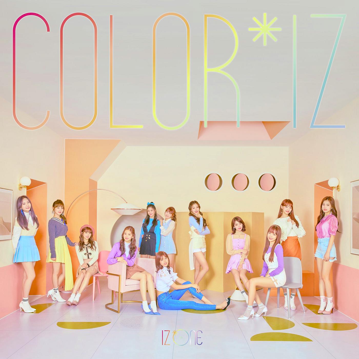 Color*IZ