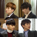 BTOB-BLUE debut group photo