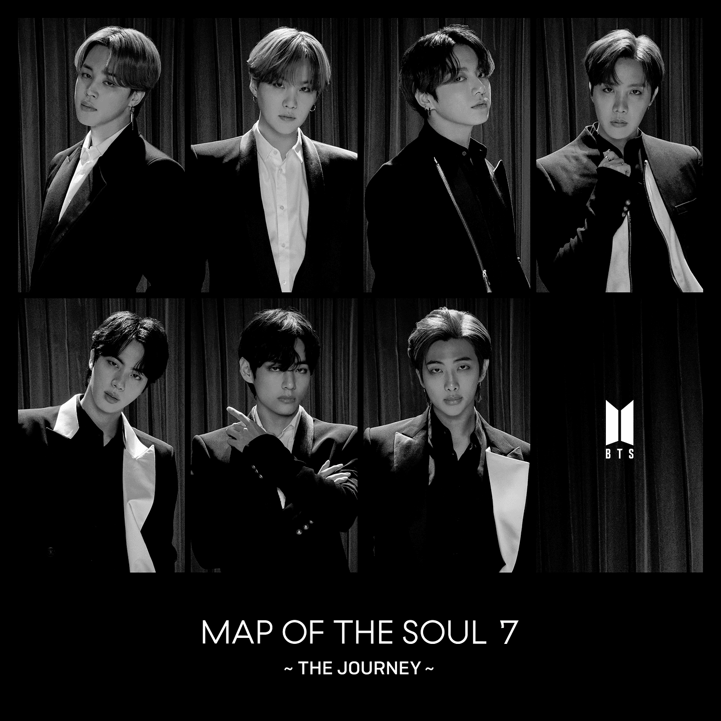 BTS Map of the Soul 7 The Journey Fanclub Limited Edition album cover.png