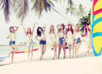 Girls' Generation Party group