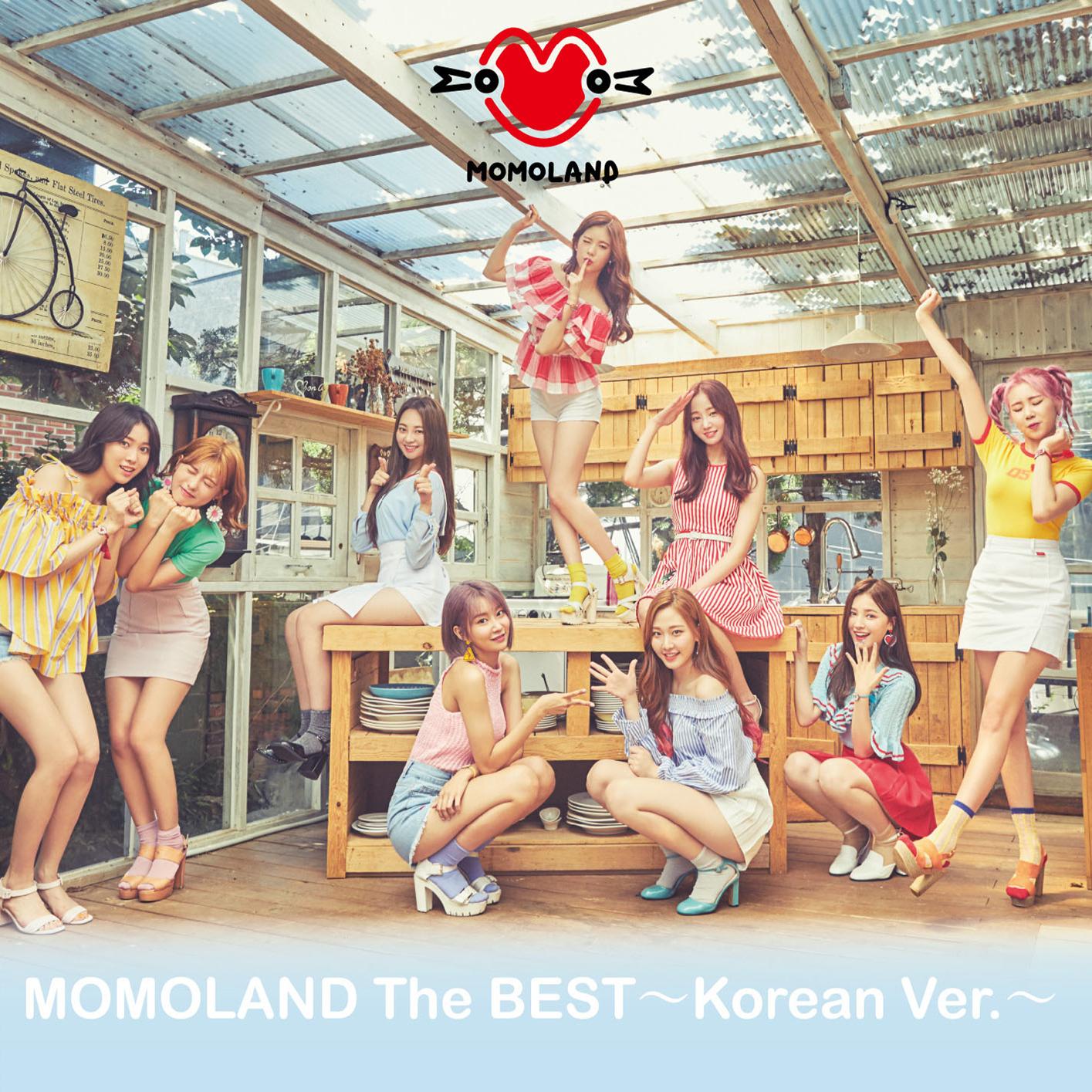 MOMOLAND The Best ~Korean Ver.~