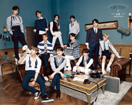 THE BOYS The Azit group concept photo