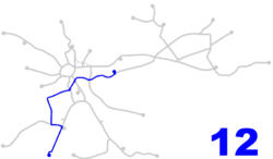 Krakow new tram line 12.png