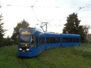 NGT8 -2067 na pętli Mistrzejowice -2-