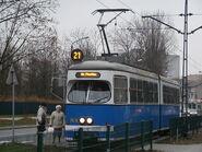 E1 - linia 21