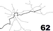 Krakow new tram line 62