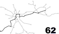 Krakow new tram line 62.png