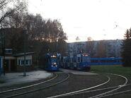 Mistrzejowice-Tramwaje
