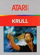 Krull Atari 2500