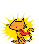 Streaky DC Super Pets