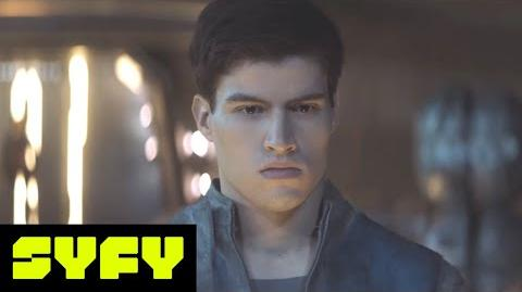 KRYPTON Teaser Trailer SYFY