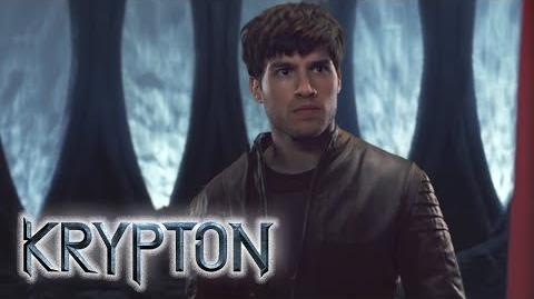 KRYPTON Legacy Trailer SYFY