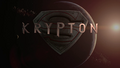 Krypton title card