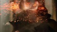 Lyta-Zod kills Daron-Vex
