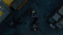 Nyssa-Vex defeats her Sagitari escort.jpg